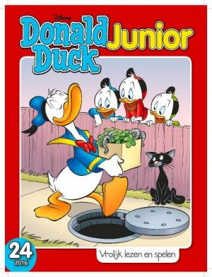 abonnement-donald-duck-junior