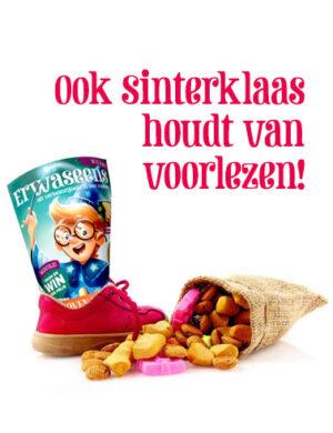 Sinterklaas-schoencadeau-tijdschrift